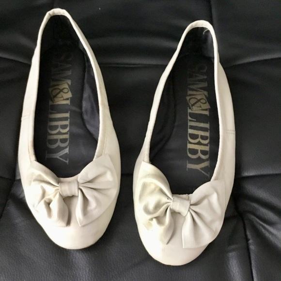 2b3489dea4a2e Vintage 90's Sam & Libby Ballet Flats 7